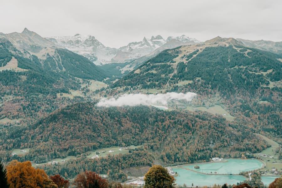 Gefuehrte Wanderungen - sinnvoll oder nicht - Wanderung zum Monteneu im Montafon Woelkchen