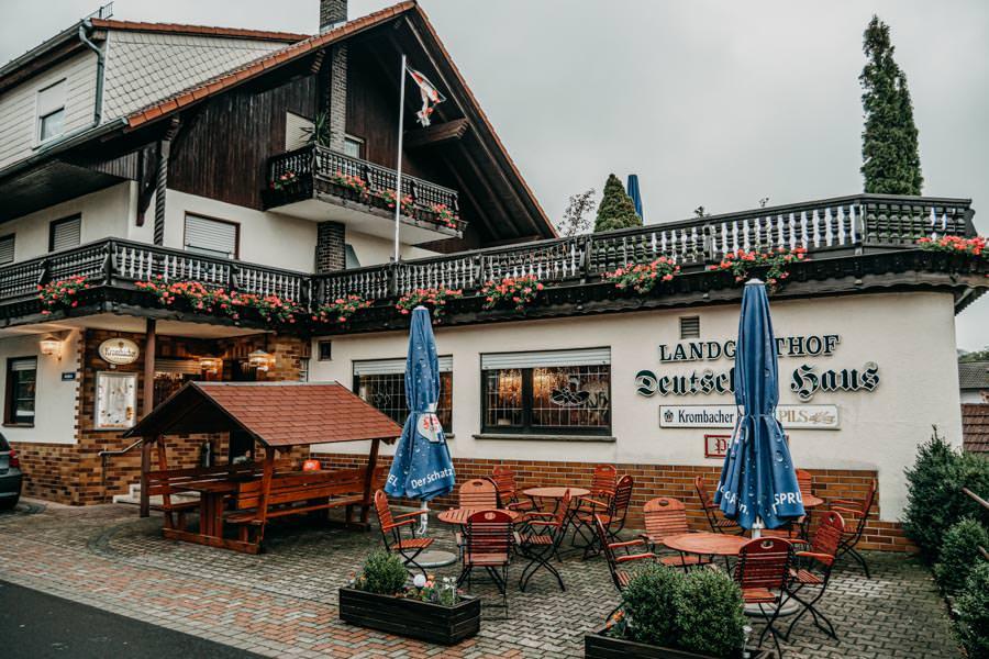 Spessart Genuss - Deutsches Haus Steinau-Ulmbach