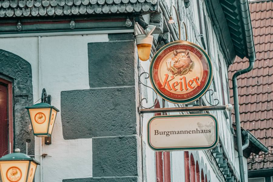 Spessart Steinau an der Strasse Burgmannenhaus
