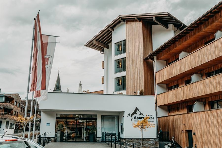 Uebernachten im Montafon - Silvretta Sporthotel