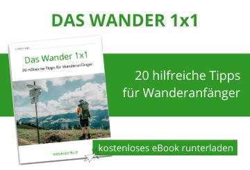A Tasty Hike Wander 1x1