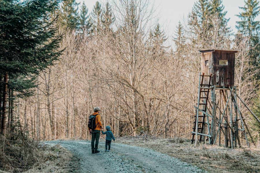 Adelegg Wanderung Kreuzthal – Ulmertal – Jaegerstand