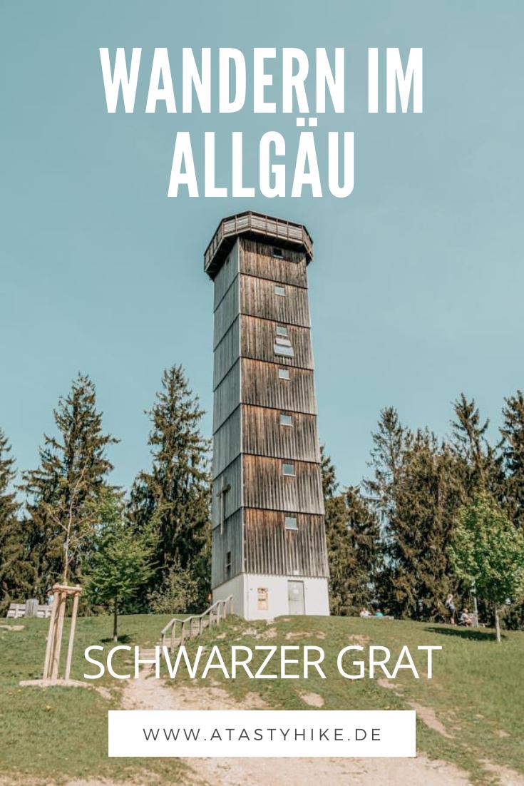 Schwarzer Grat im Allgäu – Tolle Rundwanderung für die ganze Familie