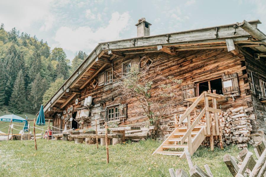 Immenstadt Wandern – Gschwendner Horn – Alpe Gschwendnerberg