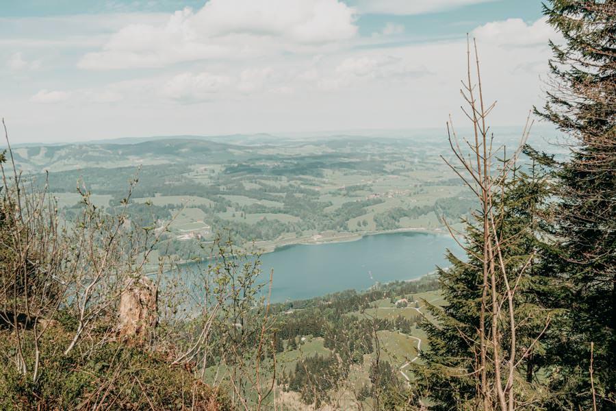 Immenstadt Wandern – Gschwendner Horn – Aussicht Gipfel