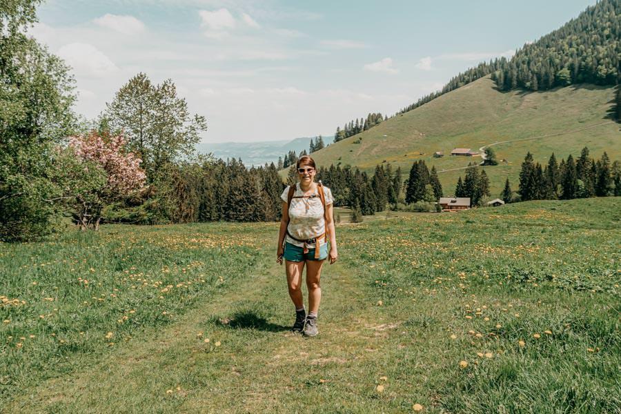 Immenstadt Wandern – Gschwendner Horn – Jana
