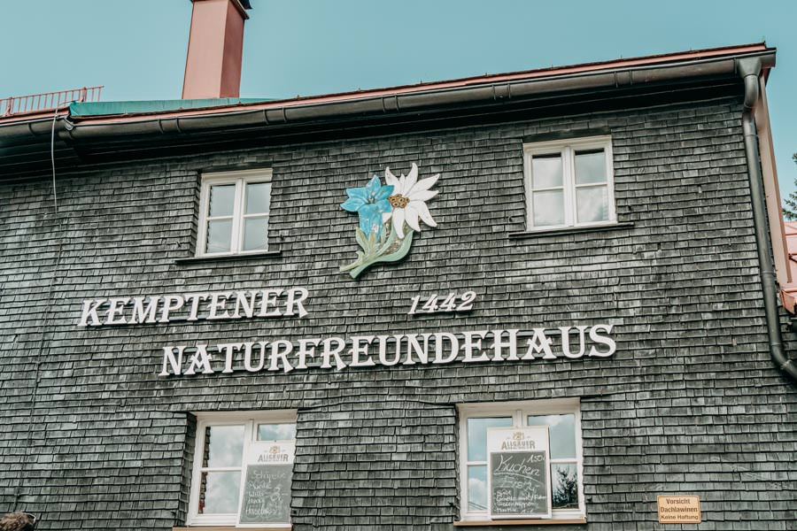Immenstadt Wandern – Gschwendner Horn – Kemptener Naturfreundehaus