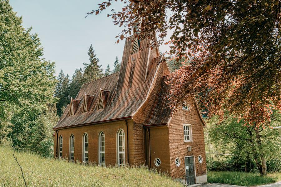 Schwarzer Grat Wanderung Rehaklinik Ueberruh Kappelle