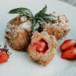 Suedtiroler Erdbeerknoedel Rezept