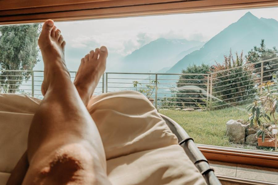 Pension Schenna – Pension Hahnenkamm – Ferienwohnung Entspannen