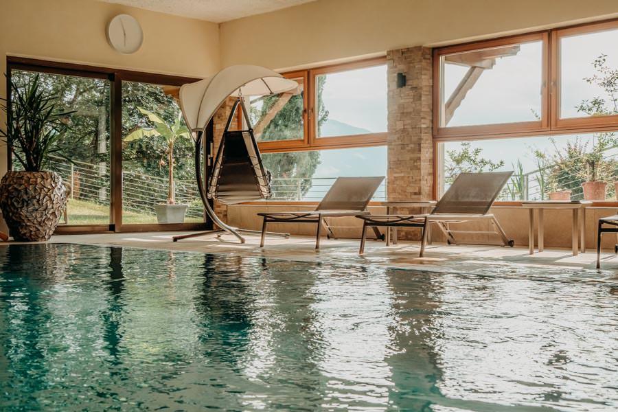 Pension Schenna – Pension Hahnenkamm – Ferienwohnung Schwimmbad