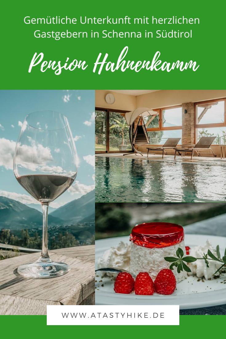 Pension Schenna direkt an der Taser Bergbahn – Urlaub in der Pension Hahnenkamm in Südtirol