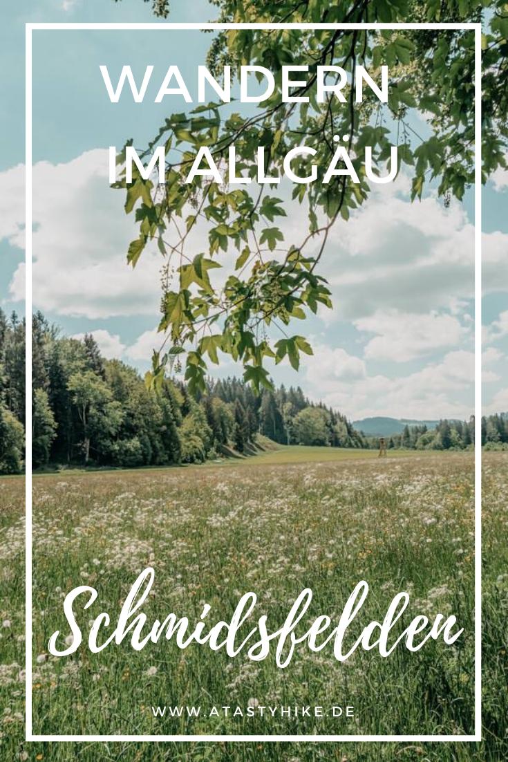 Wunderschöne Rundwanderung für die ganze Familie beim Glasmacherdorf Schmidsfelden im Allgäu