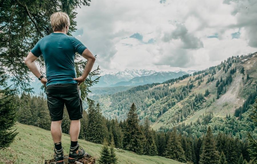 Wanderung Bolsterlanger Horn Allgaeu – Christian Aussicht