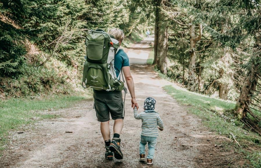 Wanderung Bolsterlanger Horn Allgaeu – Mit Zwergsteiger