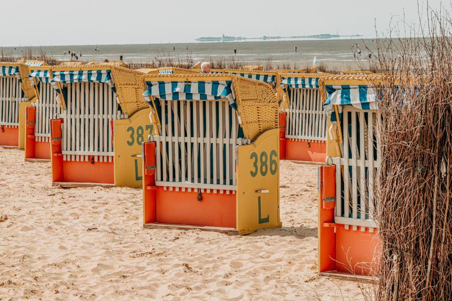 Wattwandern Cuxhaven zur Kugelbake - Strandfeeling