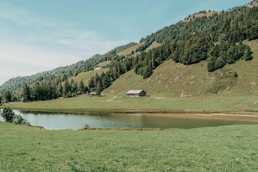 Lecknertal Wandern - Lecknertal Wanderung - Bregenzer Wald 6